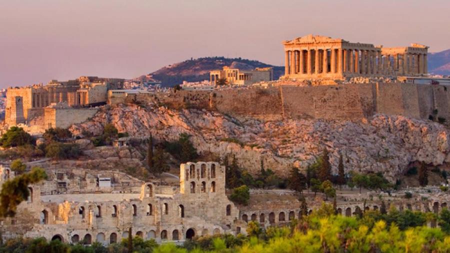 Viajar a Atenas