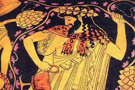Dioses griegos: Dionisos