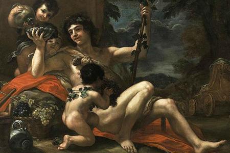 El culto a Dionisos