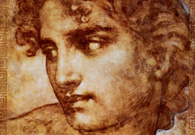 Adonis y Narciso