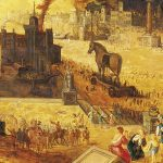 Qué papel jugaron los dioses en la guerra de Troya