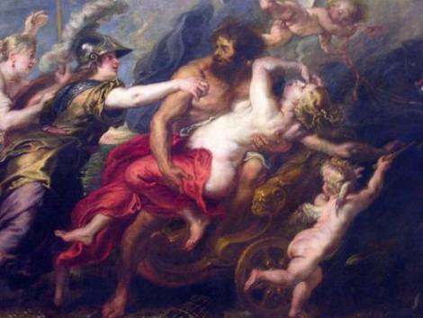 Hades el dios de los muertos