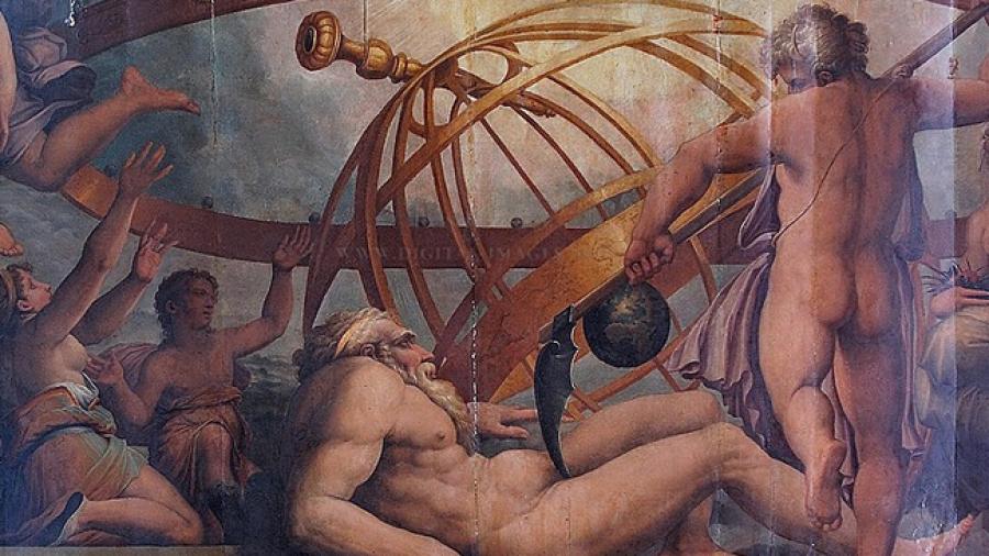 La castración de Urano